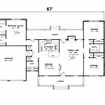 Floor Plans Defining Effectiveness Ranch House Luxury Log Home