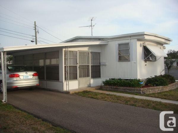 Florida Mobile Home Share Magnolia Manor Petersburg