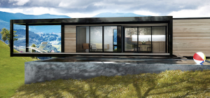 Florida Modern Eco Green Modular Home