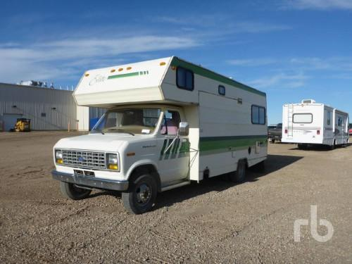 Ford Cutway Elite Mobile Home