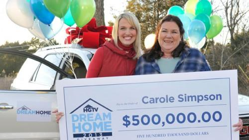 Former Marine Wins Hgtv Dream Home Giveaway Grand Prize Package