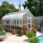 Freestanding Lean Greenhouses Claytonhill