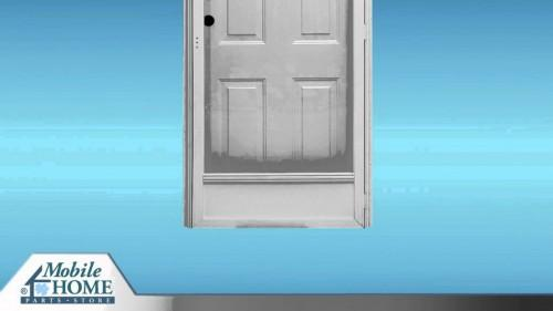 French Storm Doors Combination Exterior Door Features Mobile Home