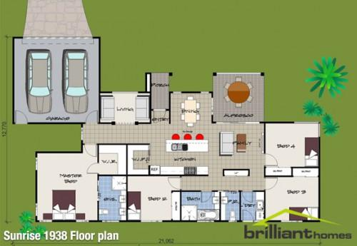 Friendly House Plans Eco Homes Environmentally