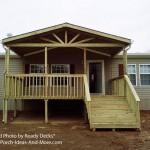 Front Porch Ideas Mobile Homes