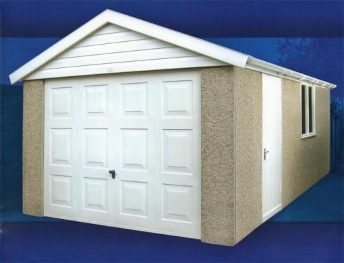 Garage Prefab Garages Protects Your Car Amazing