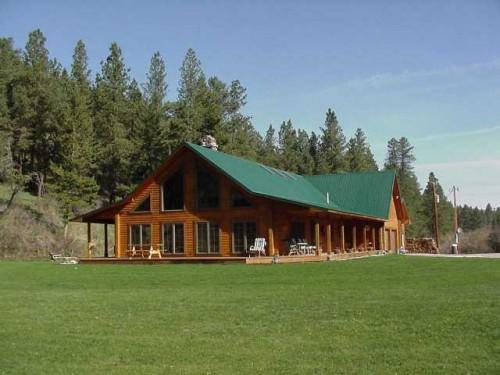 Gastineau Log Homes Inc