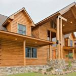 Gastineau Log Homes World Largest Producer Oak