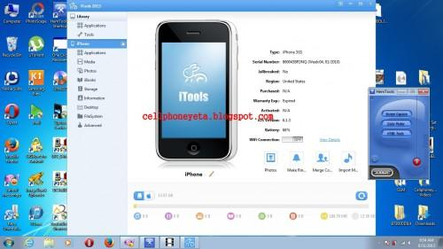 Get Serial Number Iphone Via Itools Software