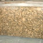 Giallo Ornamentale Prefabricated Granite Countertops