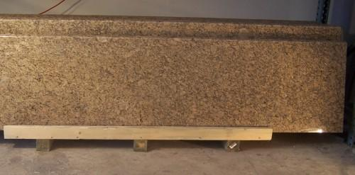 Giallo Veneziano Prefabricated Granite Countertops