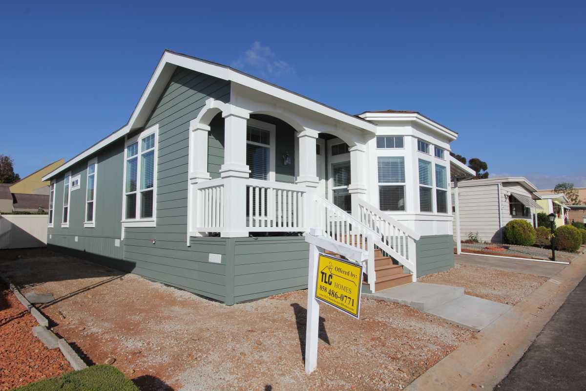 Golden West Gle Manufactured Home