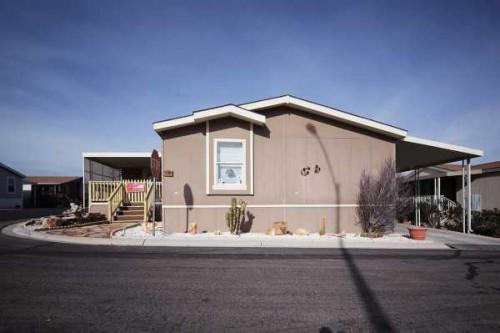 Golden West Triple Wide Manufactured Home