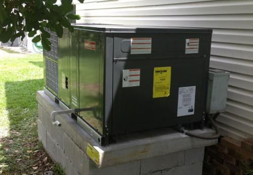 Goodman Ton Packaged Air Condition