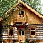 Gorgeous Rustic Log Cabin