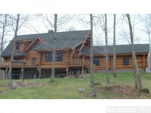 Grand Rapids Log Home Sale
