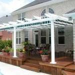Gravy Vinyl Decks Mobile Home Patio Ideas