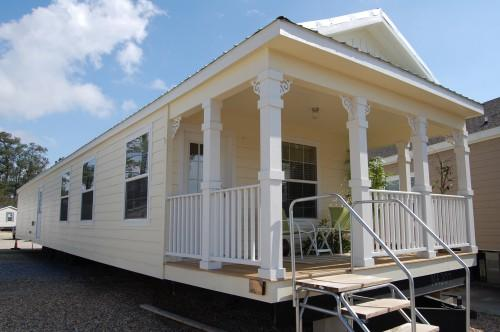 Great Calvin Klein Homes Mobile Home Front