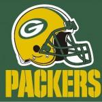 Green Bay Packers Logo Coloring Scored Points