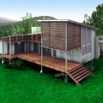 Green Building House Plans Environtment Plan