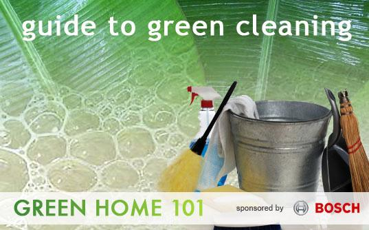 Green Cleaning Home Eco Cleaners