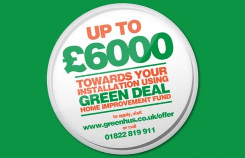 Green Deal Home Improvement Fund Gdhif Greenhus Show