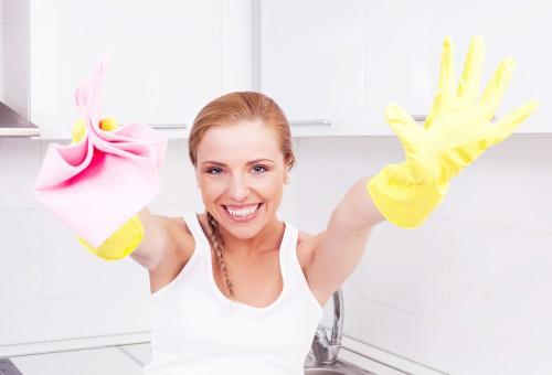 Green Home Cleaning Tips Hints