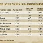 Green Home Improvement Statistics