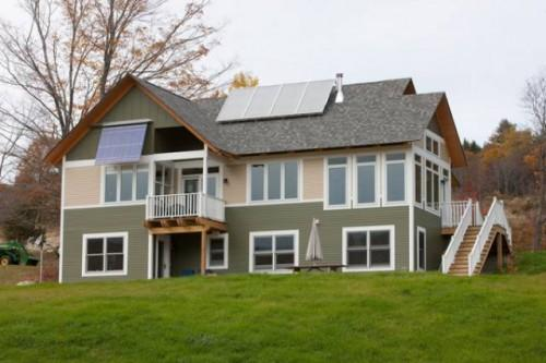 Green Homes Sale Colrain Massachusetts Home