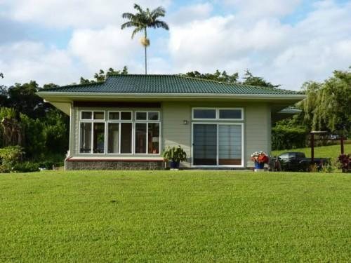 Green Homes Sale Pepeekeo Hawaii Home