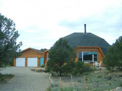 Green Homes Sale Saguache Colorado Home