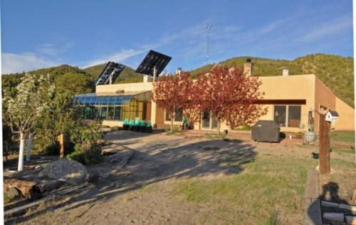 Green Homes Sale Salida Colorado Home