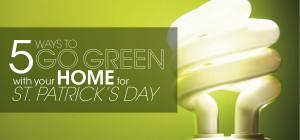 Green Including Your Home Going Help Environment