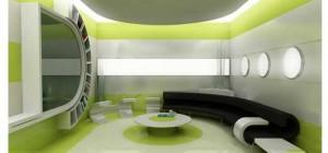 Green Living Houses Room Ideas Design Home Interior