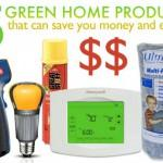 Green Your Home Tips Save Money