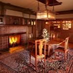Greene Gamble House Pasadena Modern Dining Room