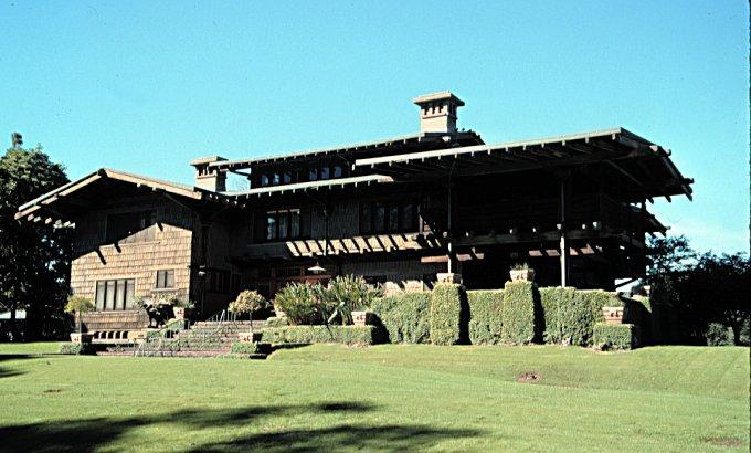 Greene Gamble House Pasadena