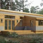 Greenpod Development Bainbridge Prefab Homes