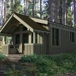 Greenpod Development Port Townsend Prefab Home Rendering