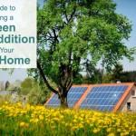 Guide Building Green Addition Onto Your Home
