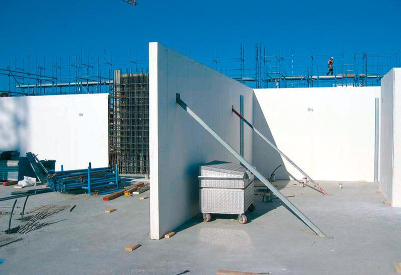 Gulf Wall Panels Prefabricated Before They Placed Into