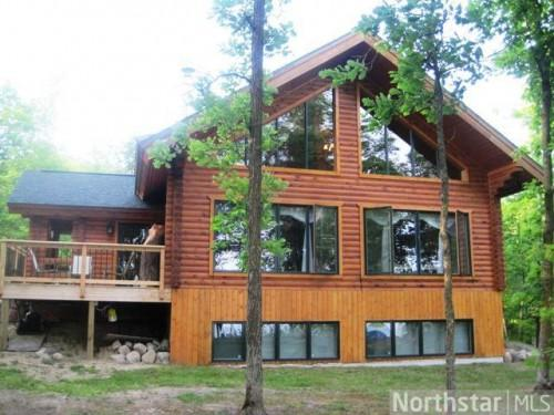 Hackensack Log Home Sale