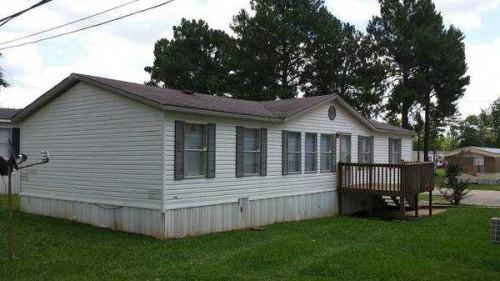 Hallmark Mobile Home Community Lot