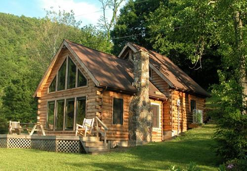 Harman Luxury Log Cabins