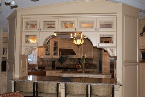 Have French Country Gourmet Kitchen Her Manufactured Home