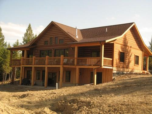 Have Pure Country Series Log Cabins Less Expensive