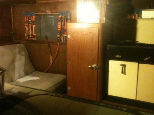 Hayes Motor Home Also Resembles Mobile Homes