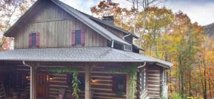 Hearthstone Log Timber Frame Homes Ideal Living Magazine