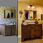 Her Mobile Home Remodeling Photos Before After Remodel
