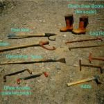 Here Main Log Handling Working Tools Most Them